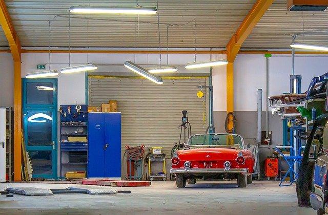 Read more about the article Ouvrir un garage automobile ?